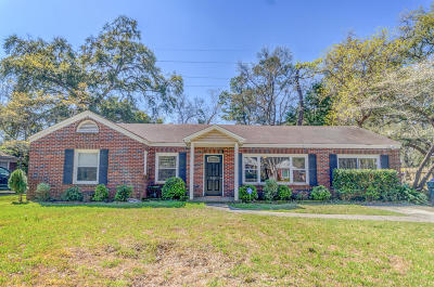 Charleston Single Family Home Contingent: 1327 Linden Circle