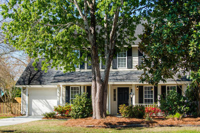 Mount Pleasant Single Family Home For Sale: 745 Bloomfield Drive