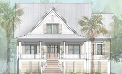 Single Family Home For Sale: 4478 Hope Plantation Drive