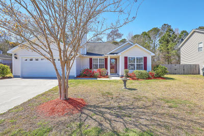 Johns Island Single Family Home For Sale: 1896 Staffwood Road