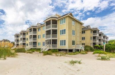 Isle Of Palms Attached Contingent: 203 Port O Call Drive #F