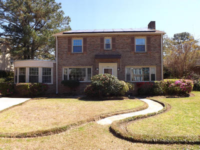 Charleston Single Family Home For Sale: 830 Sheldon Road
