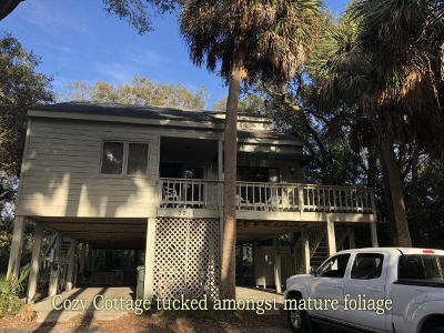 Edisto Island Single Family Home For Sale: 3211 Myrtle Street