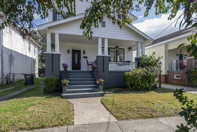 Single Family Home For Sale: 142 Darlington Avenue