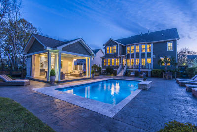 Single Family Home For Sale: 1328 Scotts Creek Circle