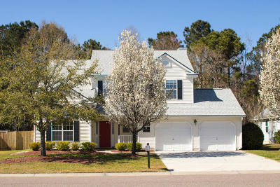 Charleston Single Family Home For Sale: 6024 Fieldstone Circle