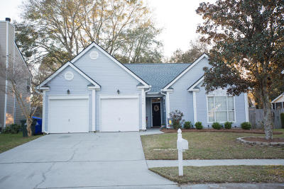 Single Family Home Contingent: 1558 Harborsun Drive