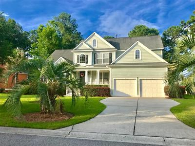 Mount Pleasant Single Family Home Contingent: 2919 Riverwood Drive