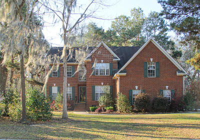 Goose Creek Single Family Home For Sale: 101 Iken Circle
