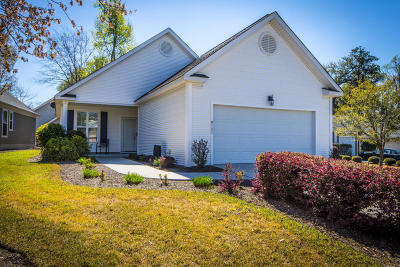 Charleston Single Family Home For Sale: 9151 Delancey Circle