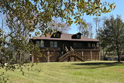 Single Family Home For Sale: 104 Canal Road
