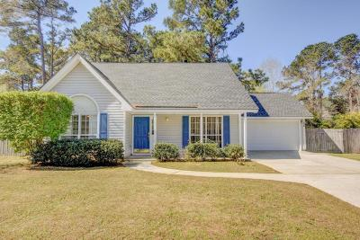 Summerville Single Family Home Contingent: 208 Sagebrush Lane