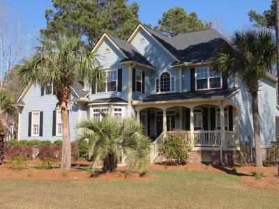 Single Family Home For Sale: 3429 Shagbark Circle