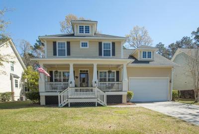 Single Family Home For Sale: 3502 Toomer Kiln Circle