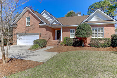 Single Family Home Contingent: 1321 Hidden Lakes Drive