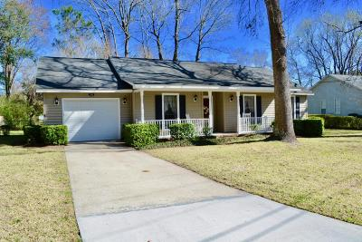 Single Family Home Contingent: 1098 Kentwood Circle