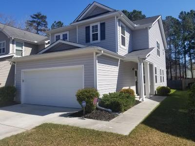 Single Family Home Contingent: 8834 Shadowglen Drive