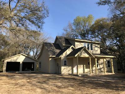 Johns Island Single Family Home Contingent: 2932 Cane Slash Road
