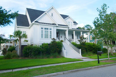 Mount Pleasant SC Single Family Home For Sale: $890,000