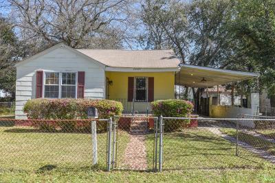 Single Family Home For Sale: 2609 Oregon Avenue