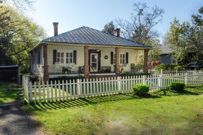 Single Family Home For Sale: 209 S Laurel Street