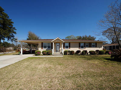 Goose Creek Single Family Home Contingent: 401 Pineview Drive