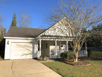 Summerville Single Family Home Contingent: 202 Burton Avenue