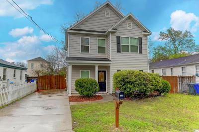 Charleston Single Family Home For Sale: 1210 Davidson Avenue