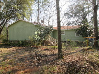 Ravenel Single Family Home For Sale: 5855 County Line Road