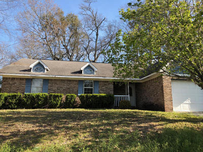 Goose Creek Single Family Home Contingent: 361 Camelot Drive