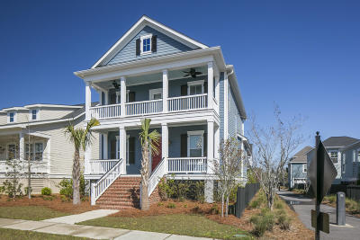 Charleston SC Single Family Home For Sale: $775,000