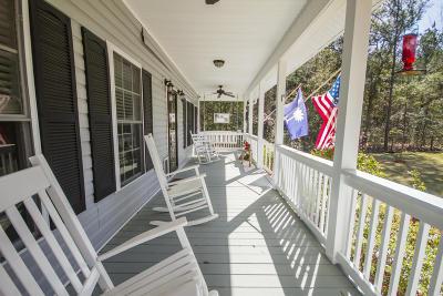 Walterboro Single Family Home For Sale: 264 Stanley Avenue