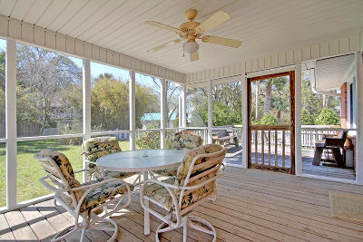 Isle Of Palms Single Family Home For Sale: 19 41st Avenue