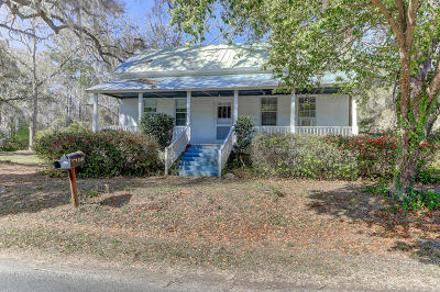 Ravenel Single Family Home Contingent: 5942 Martin Street