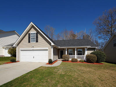 Goose Creek Single Family Home Contingent: 610 Saint Ives Lane