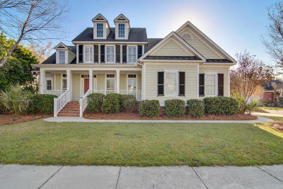 Mount Pleasant SC Single Family Home For Sale: $549,900