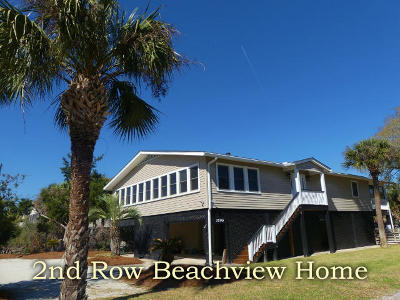 Edisto Island Single Family Home For Sale: 3205 Palmetto Boulevard
