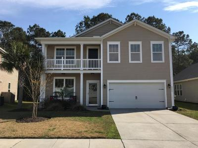 Mount Pleasant Single Family Home For Sale: 3575 Franklin Tower Drive