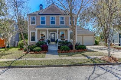 Charleston SC Single Family Home For Sale: $615,000