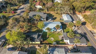 Folly Beach Multi Family Home For Sale: 315 E Cooper Avenue