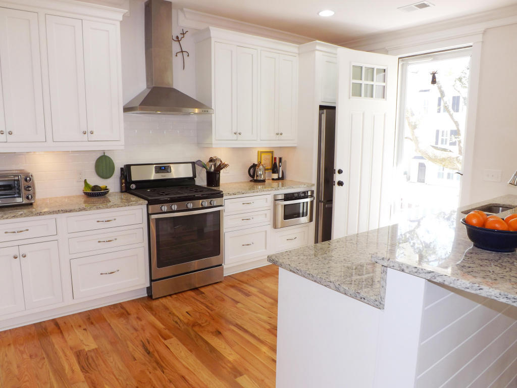 Kitchen Hardwood Flooring Mount Pleasant SC