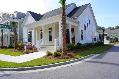 Mount Pleasant Single Family Home For Sale: 1399 Rivella Drive