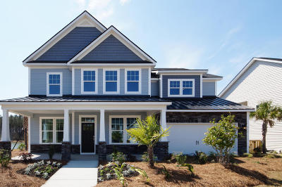 Moncks Corner Single Family Home Contingent: 418 Stonefield Circle