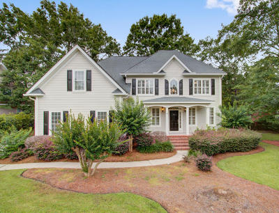 North Charleston, West Ashley Single Family Home For Sale: 8859 E Fairway Woods Circle