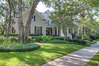 Charleston Single Family Home For Sale: 140 Balfour Drive