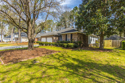 Summerville Single Family Home For Sale: 1025 Shinnecock Hill Court