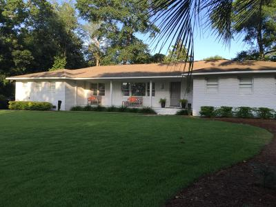Mount Pleasant Single Family Home Contingent: 1057 S Shem Drive