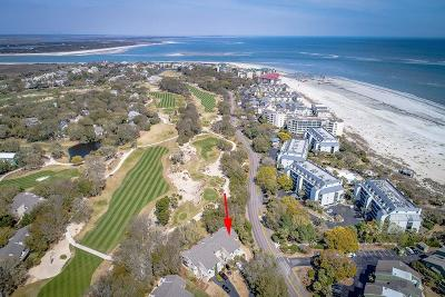 Awendaw, Wando, Cainhoy, Daniel Island, Isle Of Palms, Sullivans Island Attached For Sale: 1 Fairway Dunes Lane