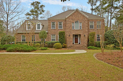 Summerville Single Family Home For Sale: 520 Barfield Drive
