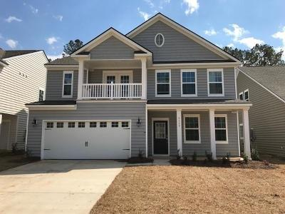 Ladson Single Family Home For Sale: 5159 Preserve Blvd